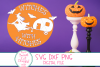 Witches With Hitches SVG, Adult Halloween SVG, Camper, Sign example image 3
