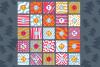 Stylish Advent Calendar Template example image 4