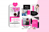 Fashion Blogger Pinterest Templates for Canva example image 6