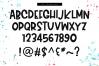 BAMK - A Bold Handwritten Font example image 8