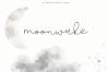Moonwake - Handwritten Font example image 1
