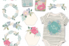 Floral Pattern Design Set example image 18