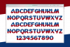 Russia Font 2018 example image 13