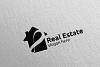 Real Estate Infinity Logo Design 40 example image 4