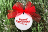 Merry Christmas paper cut SVG / DXF / EPS files example image 5