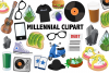 Millennial Clipart example image 1