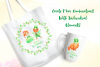 Leprechauns. Patrick's Day watercolor set example image 4