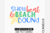 Shell Bent & Beach Bound example image 1