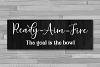 Bathroom Sign Bundle - 6 Bathroom SVG Designs example image 3