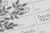 The Messa - A Handwritten Script Font example image 4