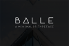 BALLE (Rounded Font) example image 1