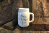 Mason Jar Mug Mockup, PSD Smart Object & JPG Mock-Up example image 2