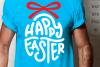 Happy Easter SVG - Easter Saying SVG Cut File example image 3