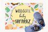 Safaraz Script Font Duo example image 6