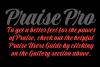 Praise Pro example image 3