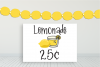Lemonade Stand Bundle plus bonus posters example image 9