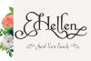Hellen - Serif Font example image 1