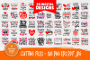 Valentine's Day Quotes | Valentines SVG Bundle| SVG Cut File example image 1