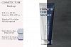 Cosmetic tube mockup. Transparent lid. Product mockup. example image 1