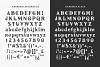 Gardenia - Serif Font Family example image 3