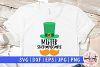 Mister shenanigans - St. Patrick's Day SVG EPS DXF PNG example image 1