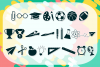 Back to School | School Font with Extras example image 4