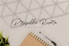 Romantic Couple // Font Duo example image 7