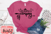 Queen of Camping SVG DXF EPS PNG example image 1