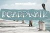 Boardwalk - A Fun Handwritten Font example image 1