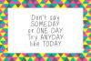 Everday - Your Basic Everyday Handwriting example image 3