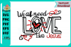 We All Need a Love like Jesus example image 1