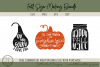 Fall Sign SVG Bundle - Farmhouse Sign Bundle example image 3