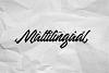 Manhattan Brush - Ink Script Font example image 9