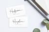 Austin Pen - Signature Monoline example image 9