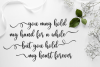Caristha -bouncy script- example image 8