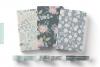 Floral Pattern Design Set example image 8
