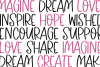Berry Bliss - A Fun Handwritten Font example image 6