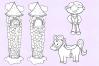 Hidden Tower Digital Stamps example image 3