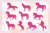 Unicorn SVG Bundle - The Complete Craft Collection example image 12