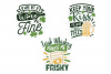 St Patricks Day Drinking SVG in SVG, DXF, PNG, EPS, JPEG example image 2
