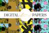 Safari Digital Papers example image 1