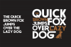 BEQUIND MODERN CLEAN AND BOLD DIDPLAY FONT example image 8