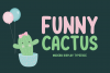 Funny Cactus example image 1