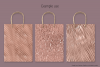 Shiny Rose Gold Metallics example image 6