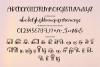 Unicorn Island Font and Dingbats example image 7