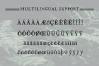 Scrawny Eve - Hand Lettered Serif Typeface example image 3