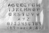 Halloween woody alphabet example image 5