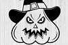 Halloween Pumpkins SVG   vector files example image 2