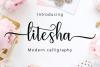 Litesha Script example image 1