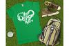 Gildan 64000L Ladies T-Shirt Camping Mockup Bundle Flat Lay example image 5